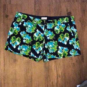 Merona Floral Shorts